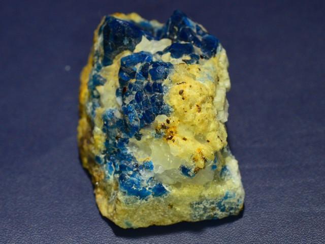 Ultra Rare 47.71 gm Hauyne aka Hauynite Specimen