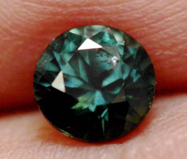 AUSTRALIAN FACETED SAPPHIRES 0.85  CTS  RNG-126