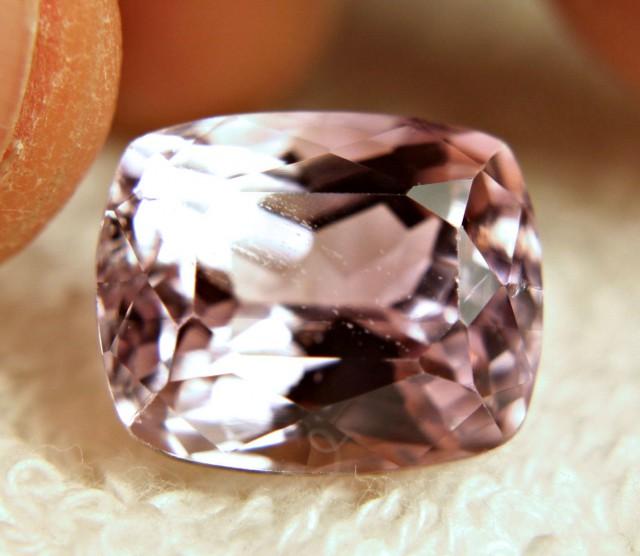 12.1 Carat VS Purplish Pink Kunzite - Beautiful