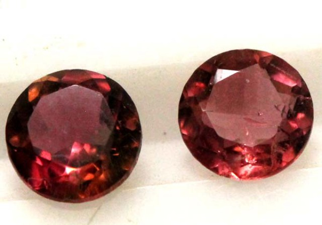 0.80  CTS FACETED TOURMALINE  RNG-164