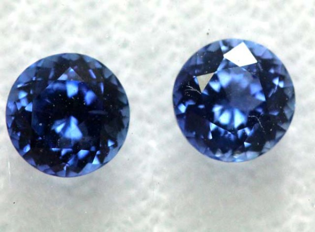 SAPPHIRE FACETED  GEMSTONE 0.92  CTS  TBM- 647     GC