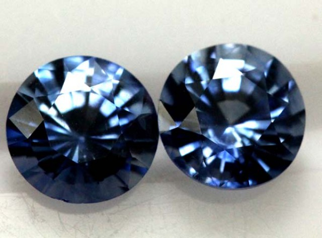 SAPPHIRE FACETED  GEMSTONE 1.32  CTS  TBM- 641     GC