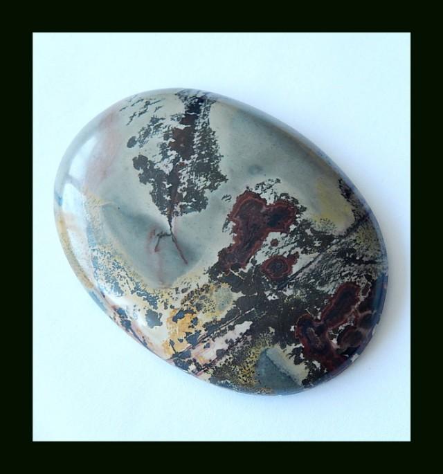 236 CT BIG Chohua Jasper Cabochon With Beautiful Pattern
