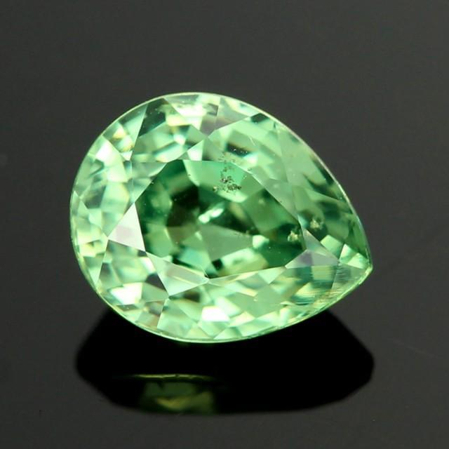 1.05cts Green Namibian Demantoid Garnet (RG124)
