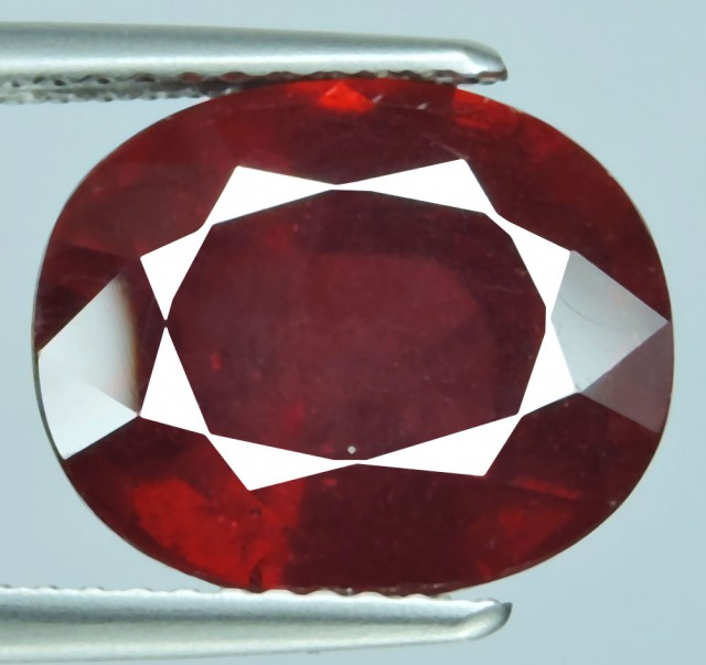 8.30 CTS. NICE NATURAL RUBY TOP LUSTER BLOOD COLOUR WOW!!