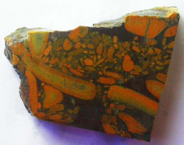 135.0 CTS BAMBOO JASPER -CHINA [F6225]
