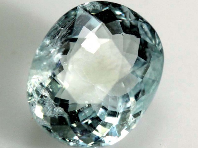 Aquamarine Stone 3.5 CTS CG-1934