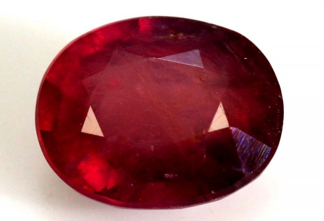 14.5 CTS RUBY NATURAL FACETED STONE  CG-1937