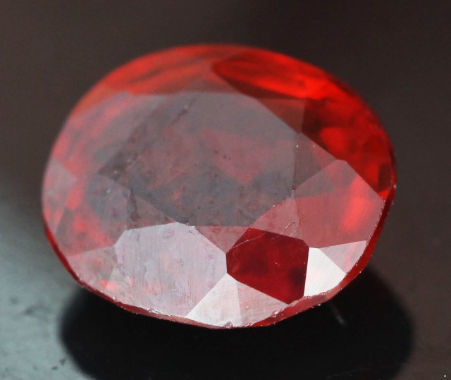 1.30 CTS  CERTIFIED RED  BURMESE SPINEL [SNP123 ]