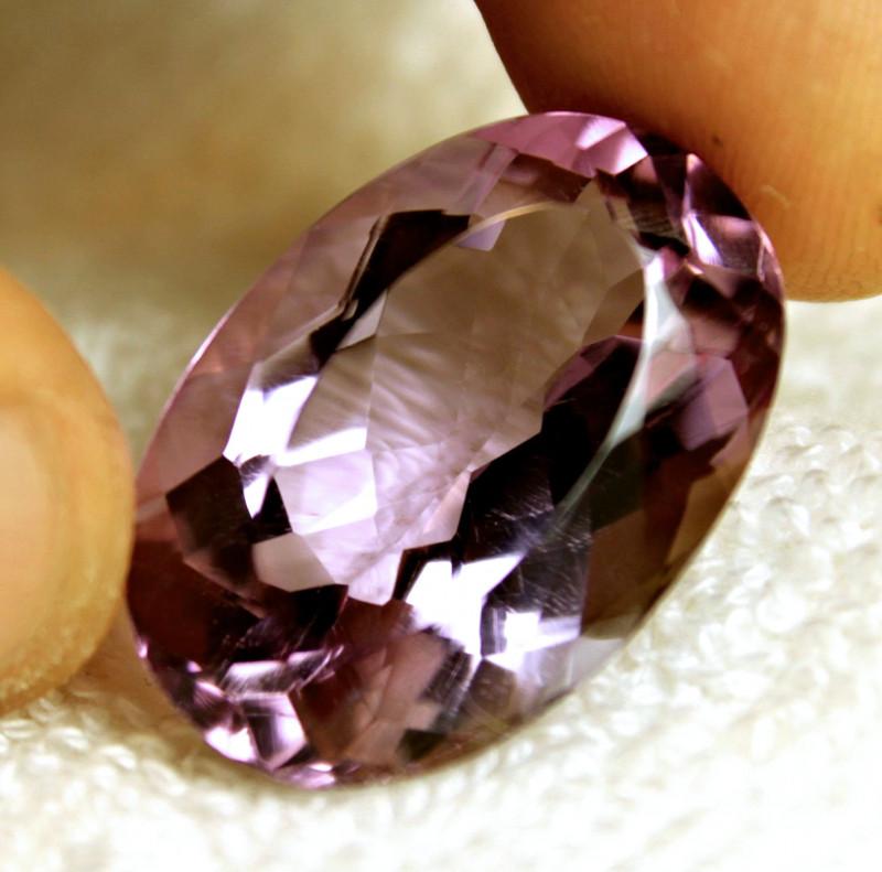 43.55 Carat VVS South American Amethyst - Lovely Stone