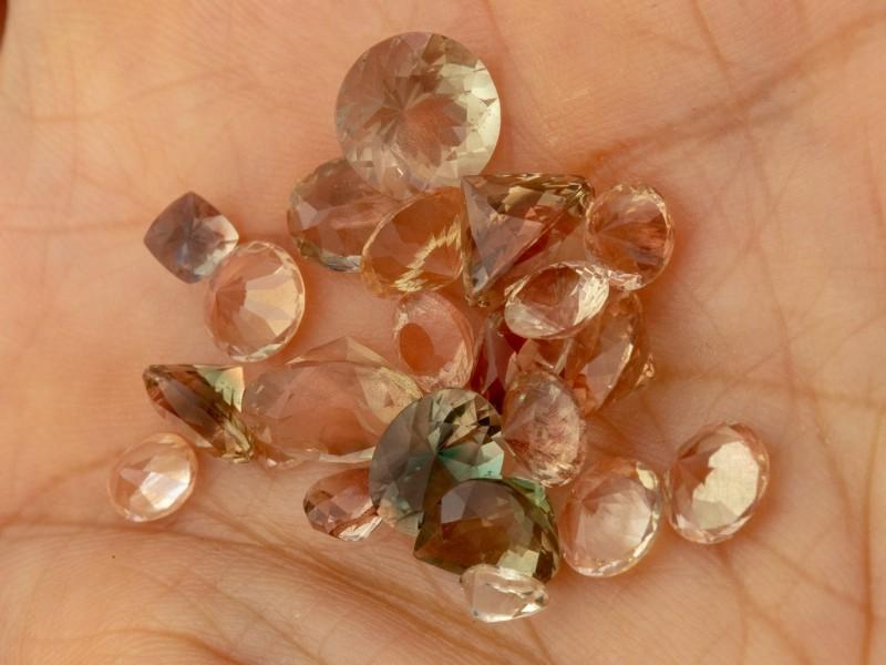 20ct Oregon Sunstone Mixed Parcel (SL2233)