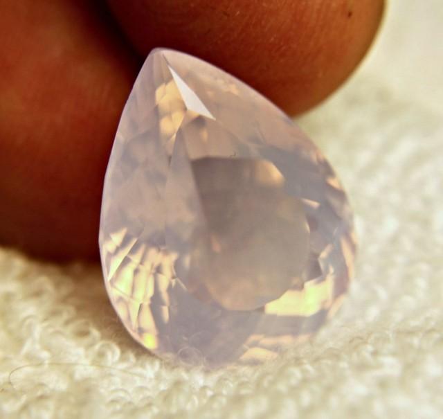25.10 Carat Pearlescence Natural Quartz - Gorgeous
