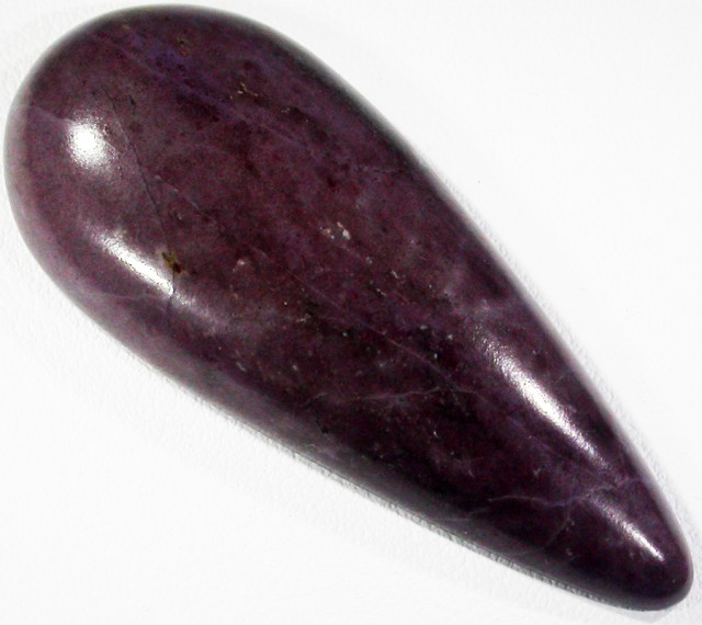 52.75 CTS PURPLE JADE FROM TURKEY-POLISHED[STS 25]