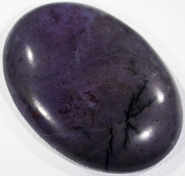 54.55 CTS PURPLE JADE FROM TURKEY-POLISHED[STS 28]