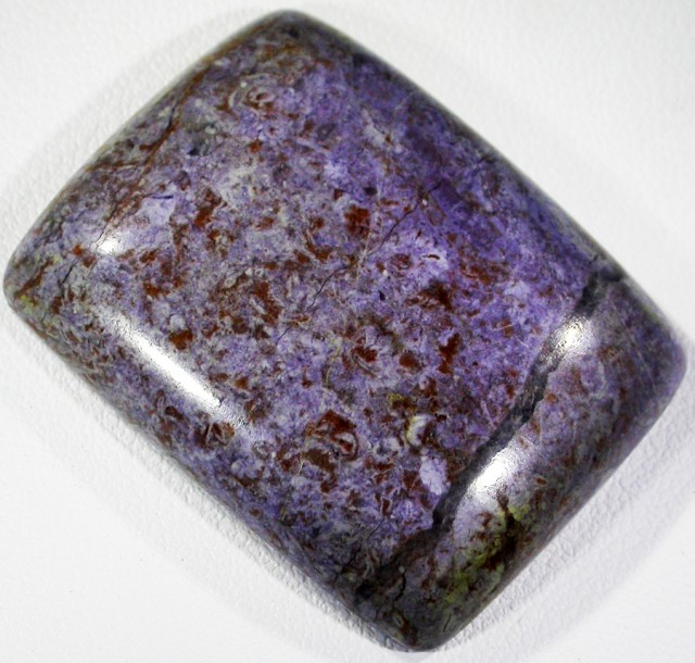 72.40 CTS PURPLE JADE FROM TURKEY-POLISHED[STS 30]