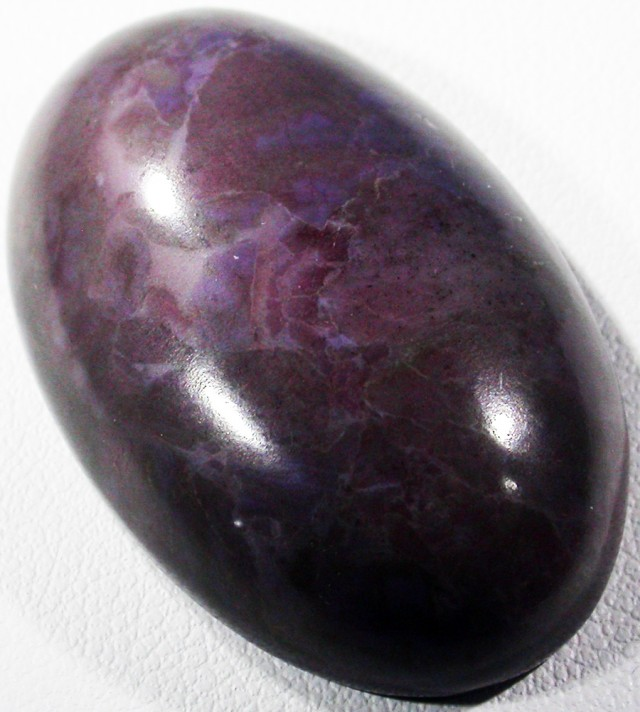 54.50 CTS PURPLE JADE FROM TURKEY-POLISHED[STS 49]