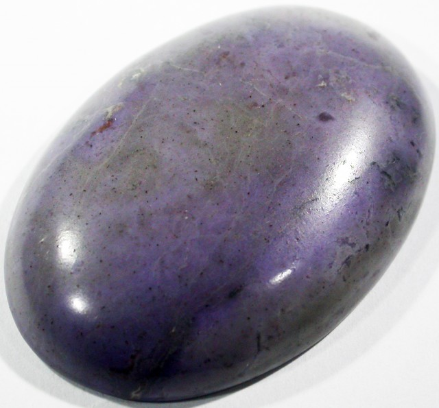 65.70 CTS PURPLE JADE FROM TURKEY-POLISHED[STS 58]