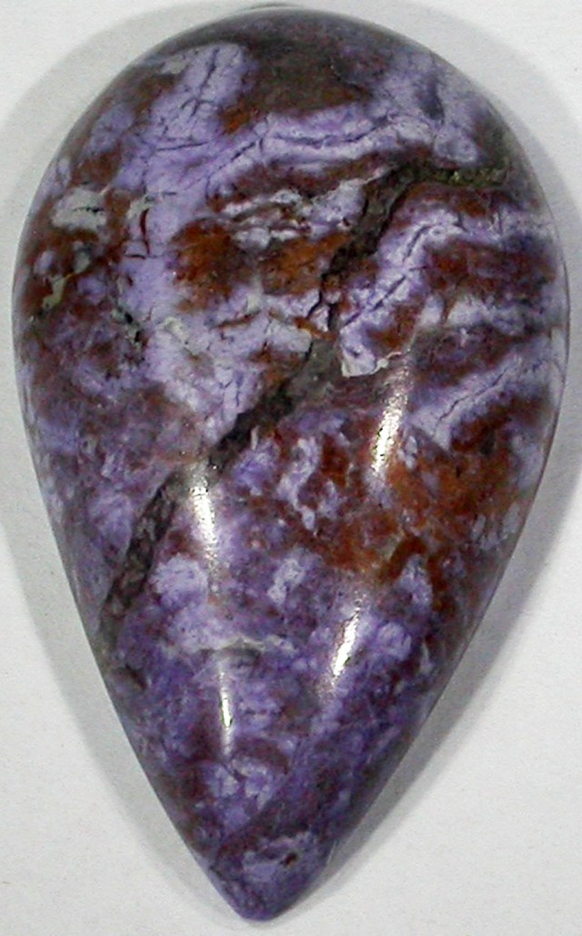 41.70 CTS PURPLE JADE FROM TURKEY-POLISHED[STS81 ]