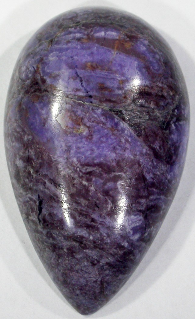 49.05 CTS PURPLE JADE FROM TURKEY-POLISHED[STS85 ]