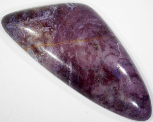 46.50 CTS PURPLE JADE FROM TURKEY-POLISHED[STS94 ]