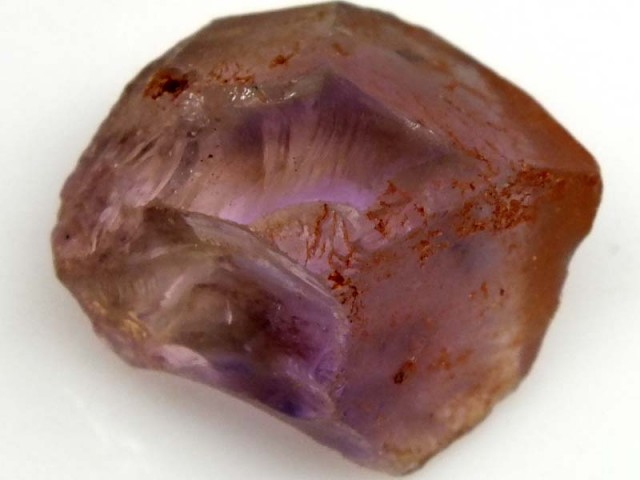 AMETHYST ROUGH   37.50 CTS ADG-990
