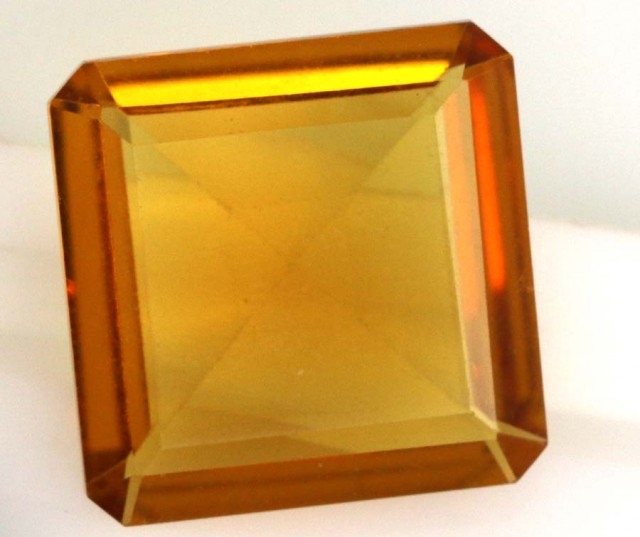 17.60 CTS CITRINE FACETED STONE PG-1773