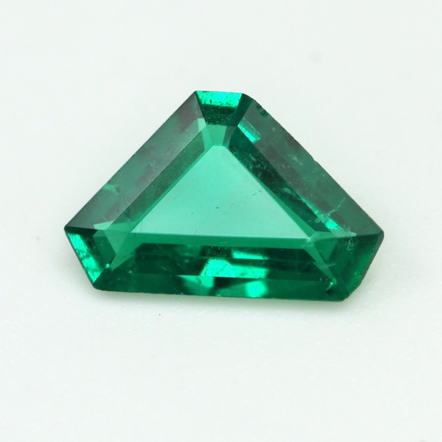 0.30cts Natural Emerald Fancy Mixed Step Cut
