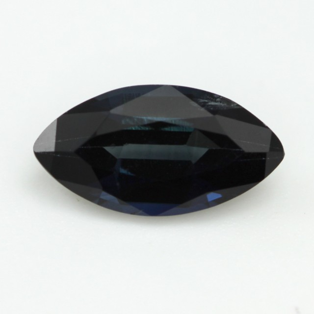 1.20cts Natural Australian Blue Sapphire Marquise Shape