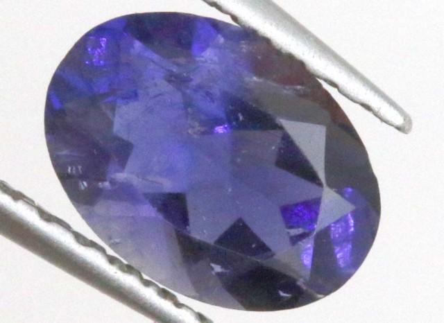0.55 CTS TANZANITE  VIOLET BLUE PG-1791