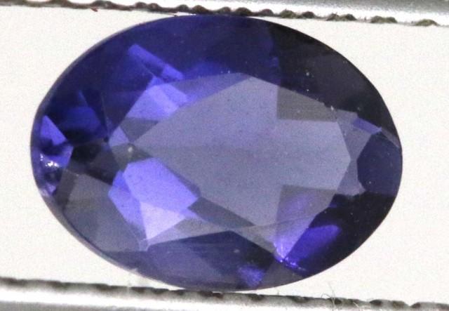 0.70 CTS TANZANITE  VIOLET BLUE PG-1797