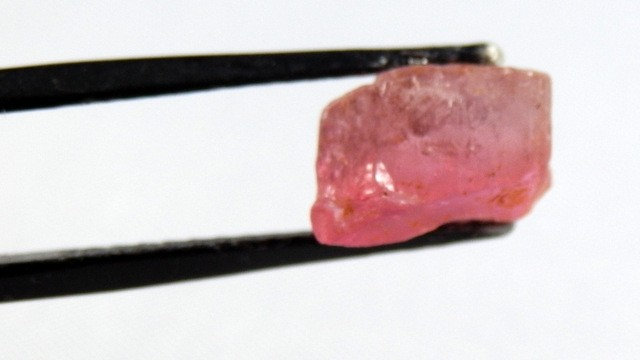 Tourmaline Pink Facet Rough