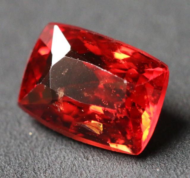 1.70 CTS RED \ORANGE  BURMESE SPINEL [SNP166]