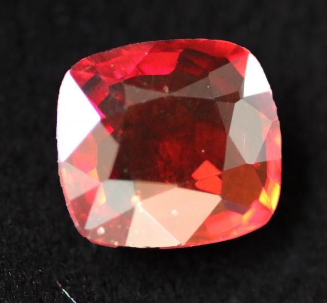 1.25 CTS RED \ORANGE  BURMESE SPINEL [SNP176]