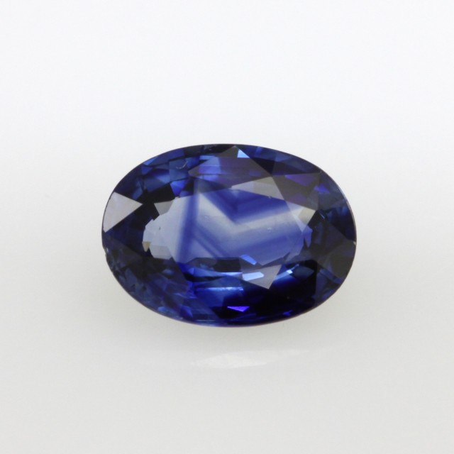 1.63cts Natural Sri Lankan Blue Sapphire Oval Shape