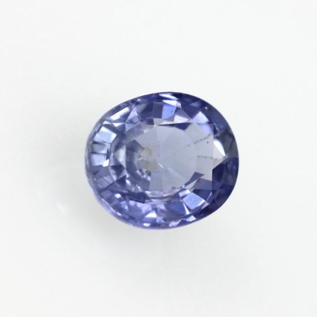 1.67cts Natural Sri Lankan Blue Sapphire Oval Shape