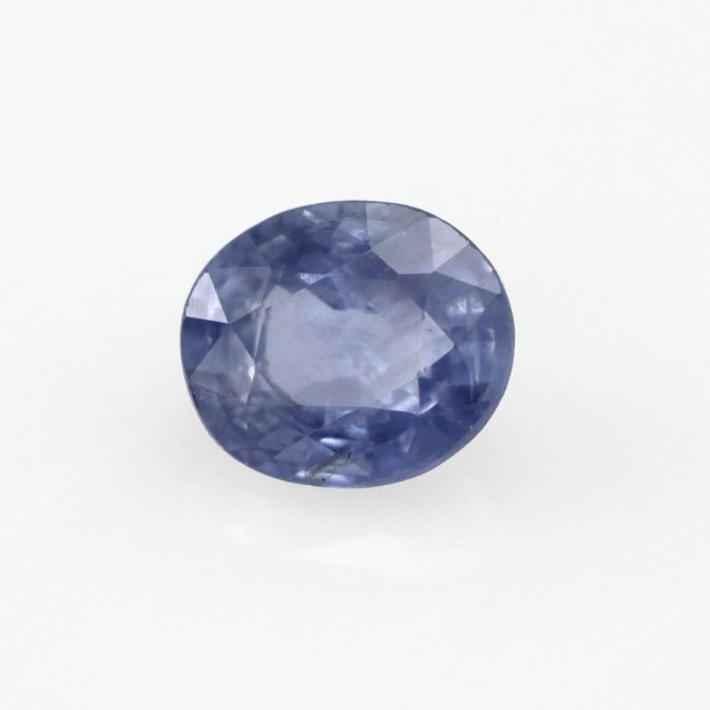 0.96cts Natural Sri Lankan Blue Sapphire Oval Shape