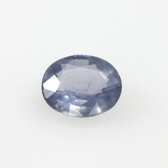 1.11cts Natural Sri Lankan Blue Sapphire Oval Shape
