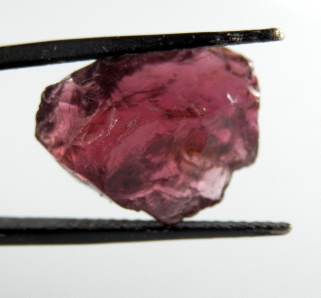 Rhodolite Garnet Facet Grade Bright Color $4