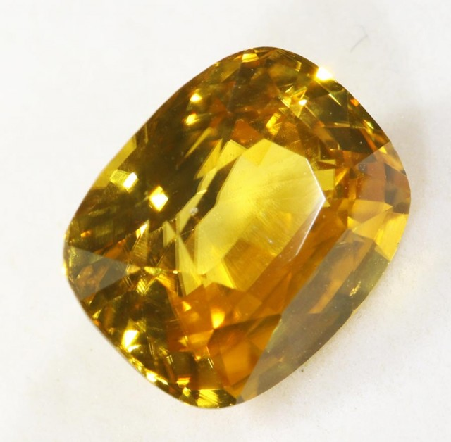 3.45 CTS ZIRCON FROM SRI LANKA WELL CUT -[STS245]