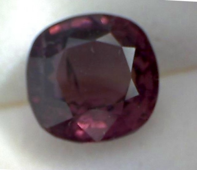 CERTIFIED 3.69ct Firey Pinkish Purple Spinel NA24