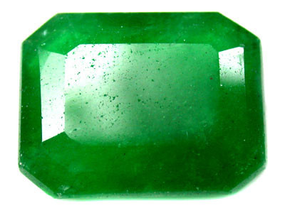 Quartz Emerald Green colour  11.40   carats   QU82