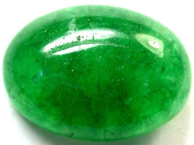 Quartz Emerald Green colour   11.70  carats   QU98