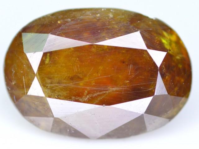 Natural 4.95 Ct Sparkle Titanite Sphene World Class Luster