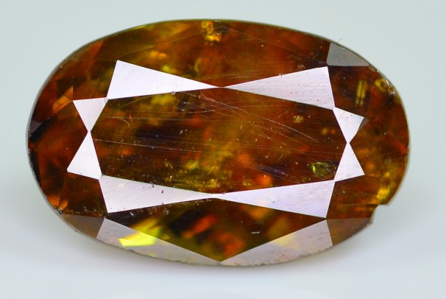 Natural 4.60 Ct Sparkle Titanite Sphene World Class Luster