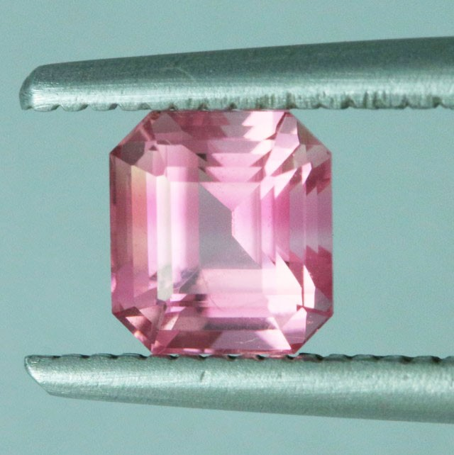 0.79 CTS  TOURMALINE-WELL CUT HIGH LUSTER. [TRM16]SH