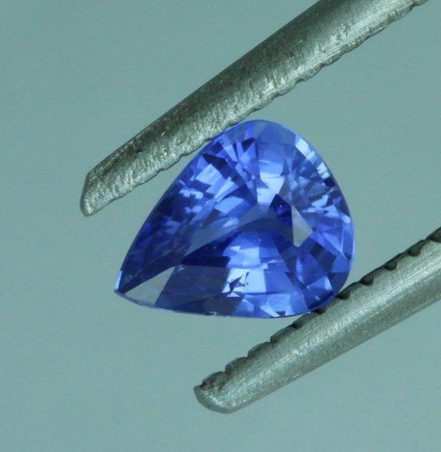 0.50 CTS  BLUE CEYLON SAPPHIRE [STS313]