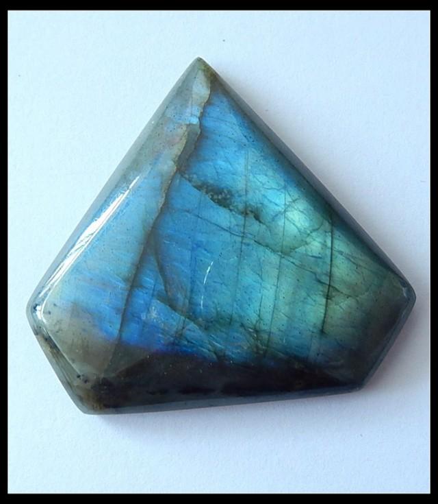 83.5CT Natural Labradorite Gemstone Cabochon