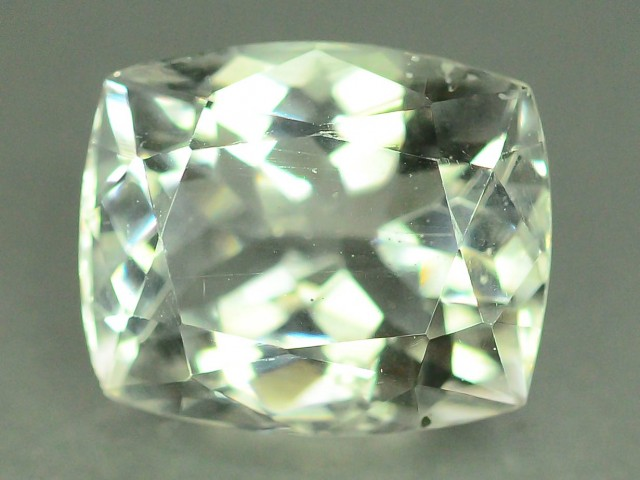 Rare 3.190 ct Natural Kunar Pollucite Collector's Gem L.1