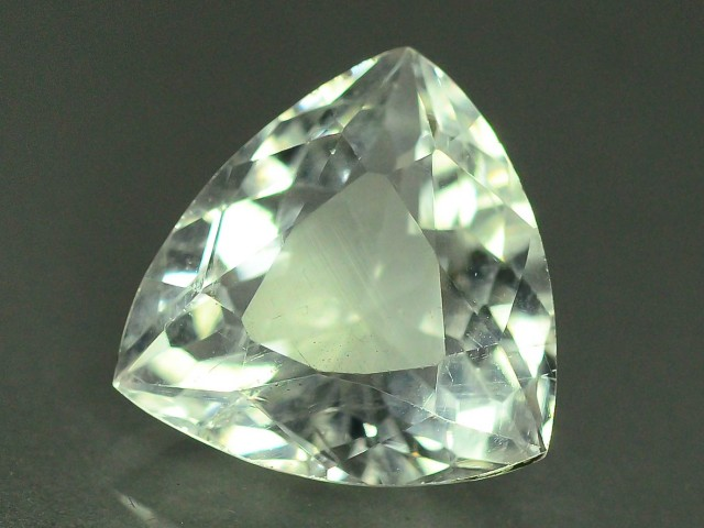 Rare 3.825 ct Natural Kunar Pollucite Collector's Gem L.1