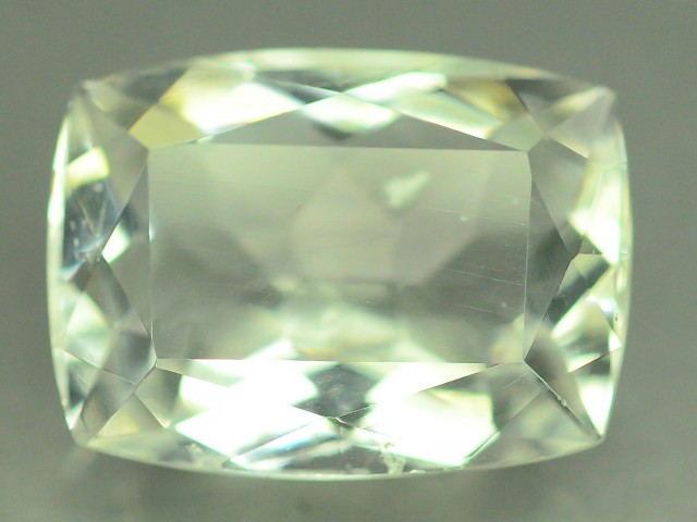 Rare 3.800 ct Natural Kunar Pollucite Collector's Gem L.1